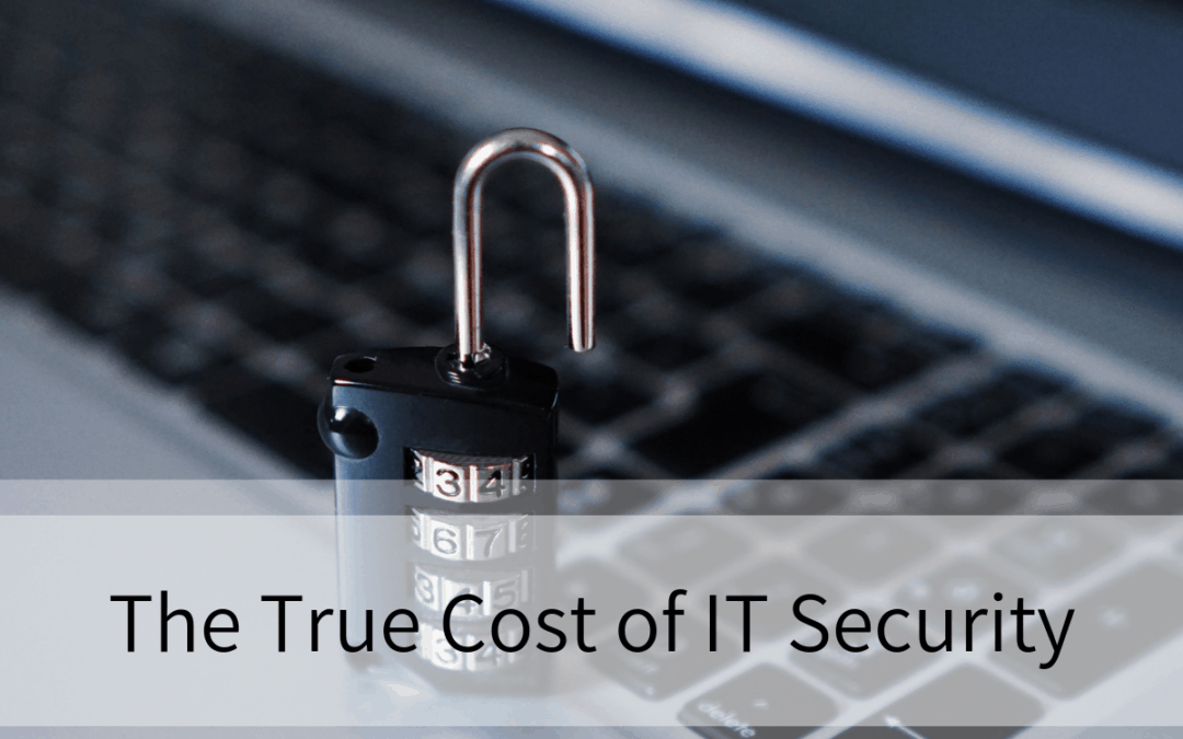 The Cost Of IT Security For Small Business